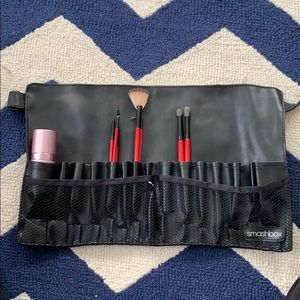 Smashbox brush belt with brushes